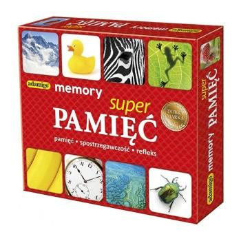 Gra memory - Super pamięć