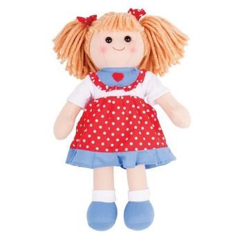 Duża lalka szmaciana Emilka