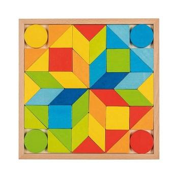 Mozaika kształtów II - 44...