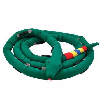 Wąż na spacer - 4 m, 15 uchwytów