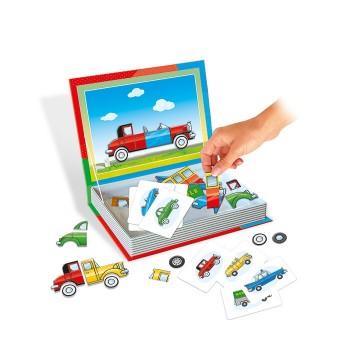 Puzzle Magnetyczne – Samochody