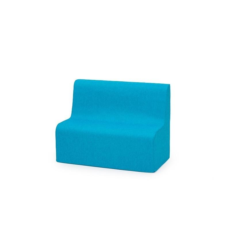 Kanapa niebieska II