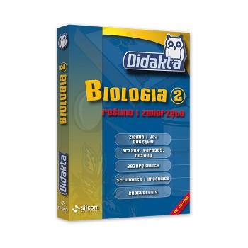 """Didakta - Biologia 2 """"Rośliny i zwierzęta"""" - multilicencja na 20 stanowisk"""