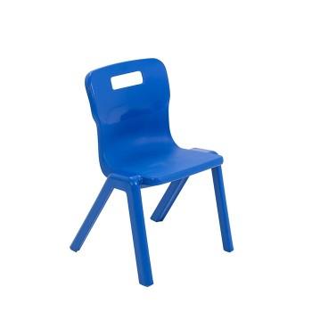 Krzesło antybakteryjne przedszkolne - jednoczęściowe T2AN - 31 cm