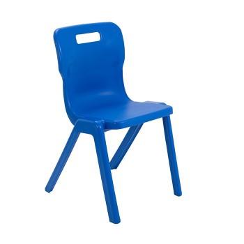 Krzesło antybakteryjne przedszkolne - jednoczęściowe T6AN - 46 cm