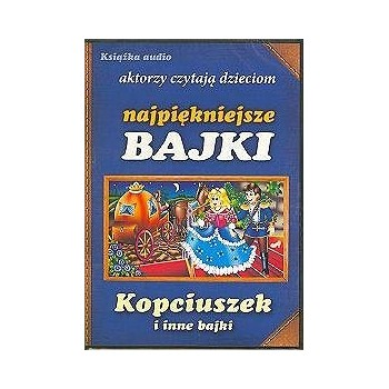 Bajki na CD Kopciuszek
