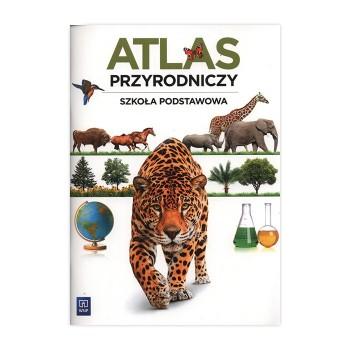 Atlas przyrodniczy klasa 4 - 6