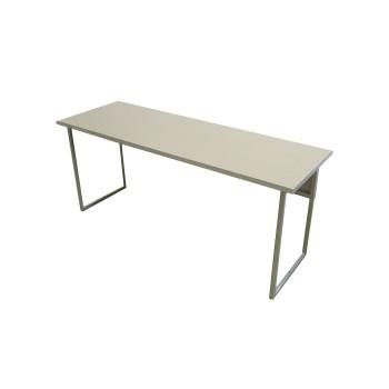 Stół do pracowni chemicznej z blatem HPL lub odpornym chemicznie