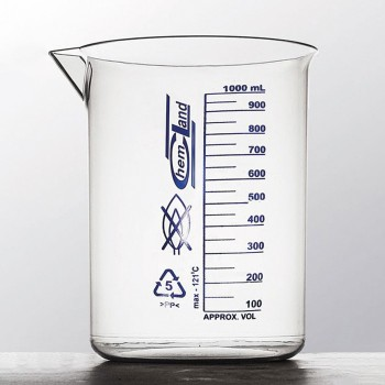 Zlewka PP ze skalą - 50 ml