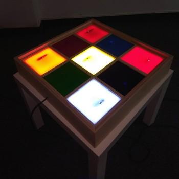 Panel świetlny - 9 pól