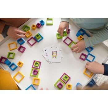 Gra logiczno - zręcznościowa Ramki