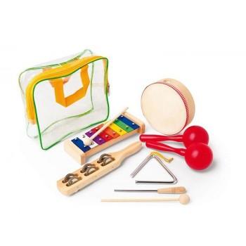 Mała torba z instrumentami