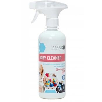 Płyn do dezynfekcji zabawek i mebli Baby cleaner 500 ml