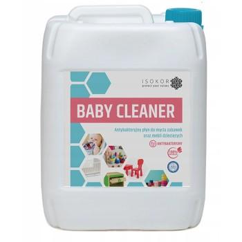 Płyn do dezynfekcji zabawek i mebli Baby cleaner 5 L