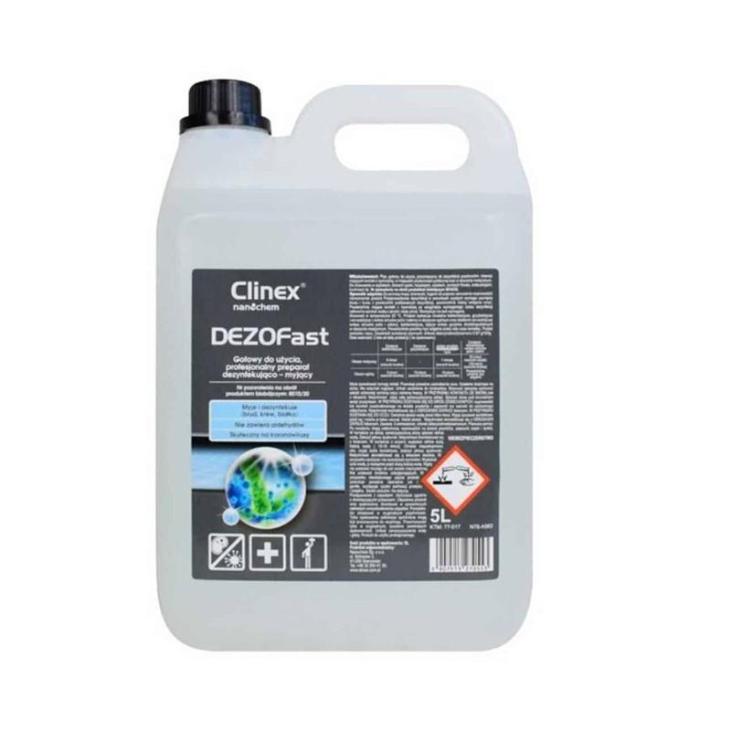 Clinex DEZOFast do dezynfekcji powierzchni 5L