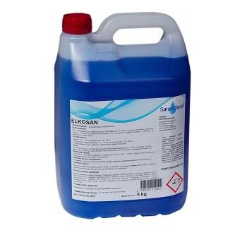 Płyn do dezynfekcji powierzchni ELKOSAN 5L