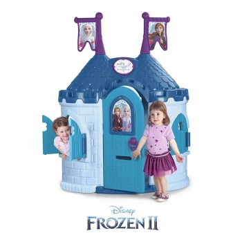 Domek Ogrodowy Zamek Frozen...