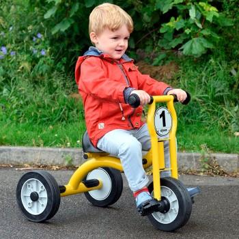 Rowerek trójkołowy - mały