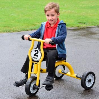 Rowerek trójkołowy - średni