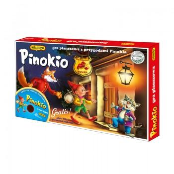 Gra planszowa - Pinokio
