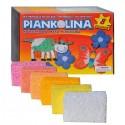 Kuleczkowa masa piankowa - 8 kolorów