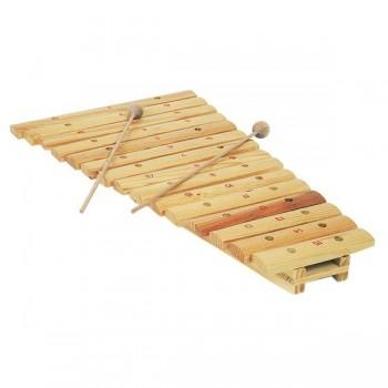 Ksylofon drewniany 15 tonowy