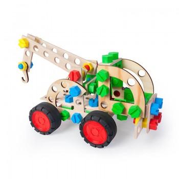 Mały konstruktor 3 w 1- Dźwig