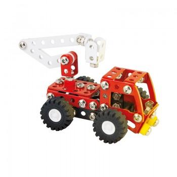 Mały konstruktor - Wóz...