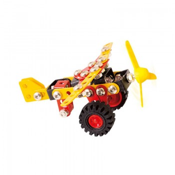 Mały konstruktor - Samolot...