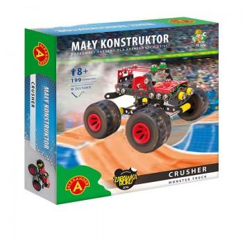 Mały konstruktor - Monster...