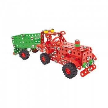 Mały konstruktor - Traktor...