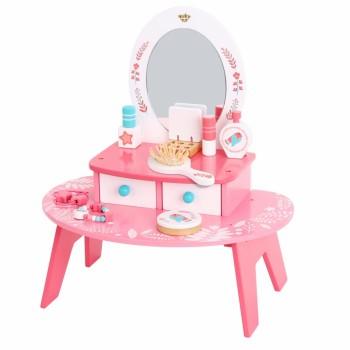 Różowa Toaletka