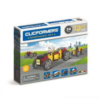 Klocki CLICFORMERS Pojazdy...