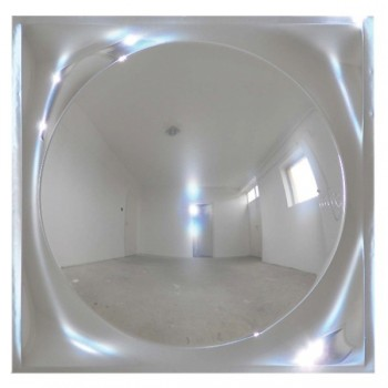 Profilowane lustra - kula