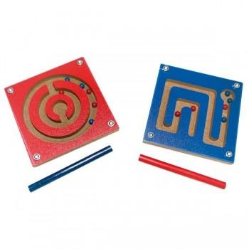 Labirynty magnetyczne 2 szt.