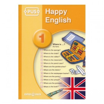 PUS - Happy English cz. 1