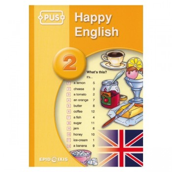 PUS - Happy English cz. 2