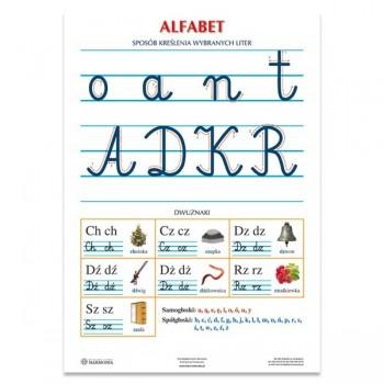 Plansza Alfabet
