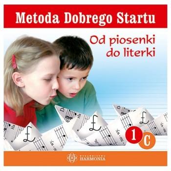 Metoda dobrego startu Od piosenki do literki - płyty CD