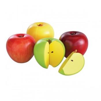 Jabłka ćwiartki
