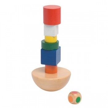 Balansująca wieża