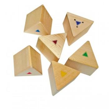 Piramida dźwięu i ciężaru - ciężar