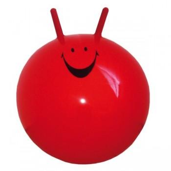 Wesoła piłka z rogami - 55cm