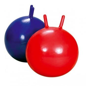 Piłki do skakania z uchwytami śr. 55 cm - kolorowe