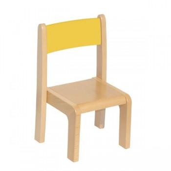 Krzesełko drewniane Dioraline - 31 cm