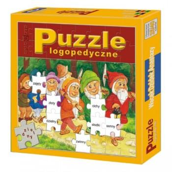 Puzzle edukacyjne - Wacek Dzidek Anastazy - szereg s-z-c-ć-dź