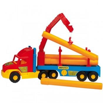 Truck budowlany