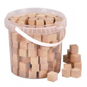Kostki przestrzennne - naturalne