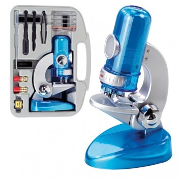 Mikroskop z wyświetlaczem