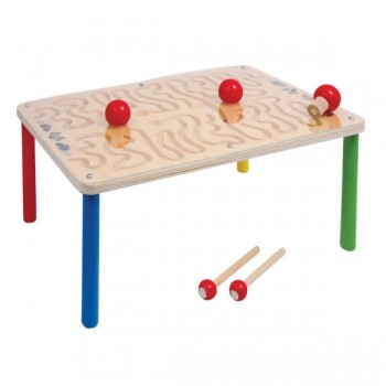Magnetyczny stolik - labirynt